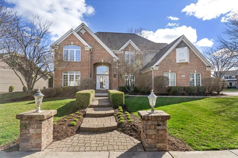 Real Estate Photography - 1668 IMPERIAL Circle, Naperville, IL, 60563 - Front View