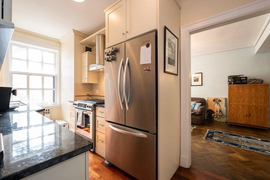 Real Estate Photography - 73 E. Elm Street, Unit 5D, Chicago, IL, 60611 - Kitchen