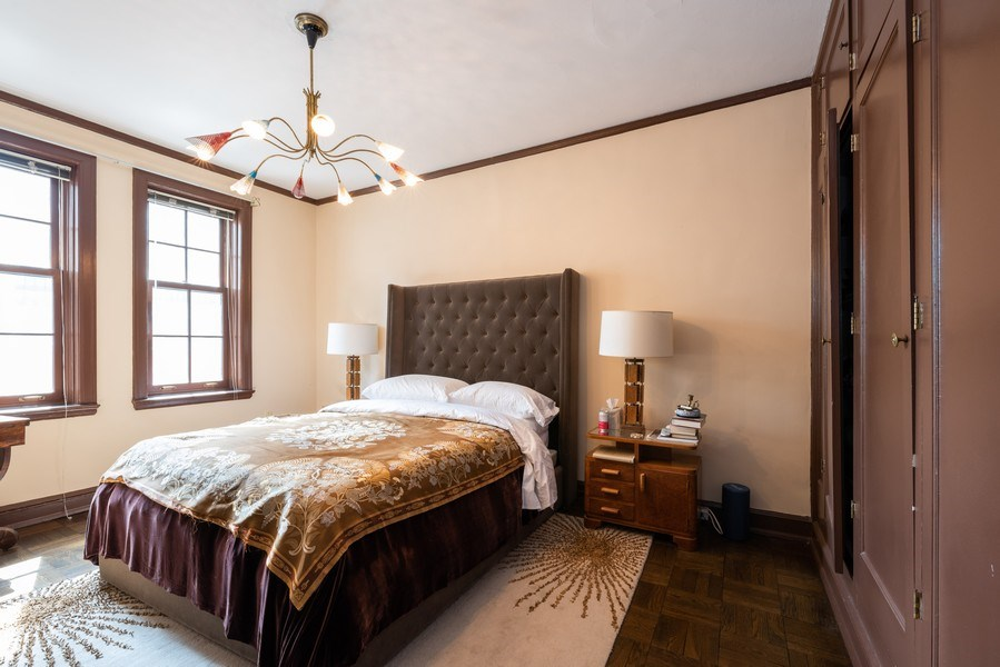 Real Estate Photography - 73 E. Elm Street, Unit 5D, Chicago, IL, 60611 - Bedroom