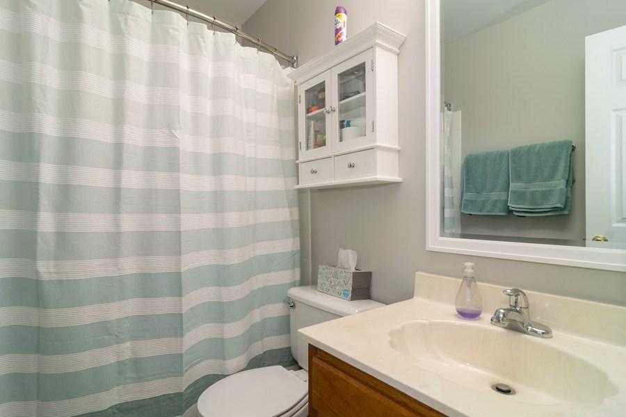 Real Estate Photography - 485 Harvard Lane, Bartlett, IL, 60103 - Master Bathroom