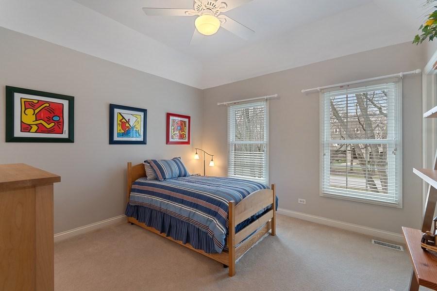Real Estate Photography - 647 Plainfield Naperville Road, Naperville, IL, 60540 - BR 4 w/Jack & Jill bath