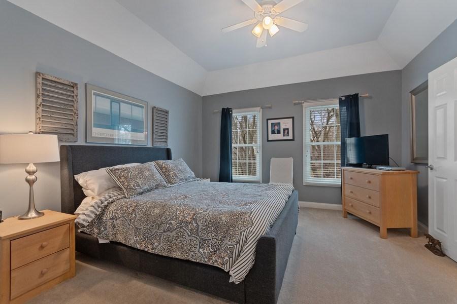 Real Estate Photography - 647 Plainfield Naperville Road, Naperville, IL, 60540 - BR 2 w/ensuite bath
