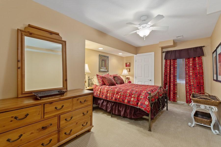 Real Estate Photography - 647 Plainfield Naperville Road, Naperville, IL, 60540 - BR 5-private guest suite w/adjacent bath