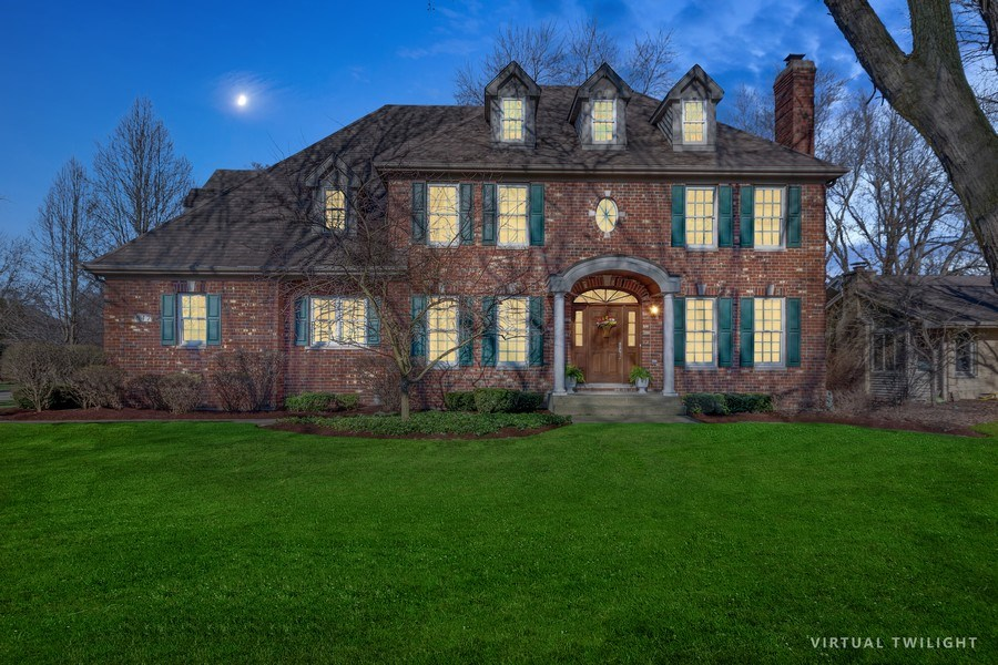 Real Estate Photography - 647 Plainfield Naperville Road, Naperville, IL, 60540 - Front View