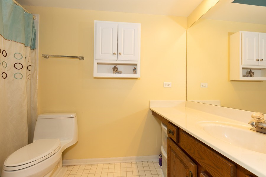 Real Estate Photography - 1514 W. Orchard Place, Arlington Heights, IL, 60005 - Master Bathroom