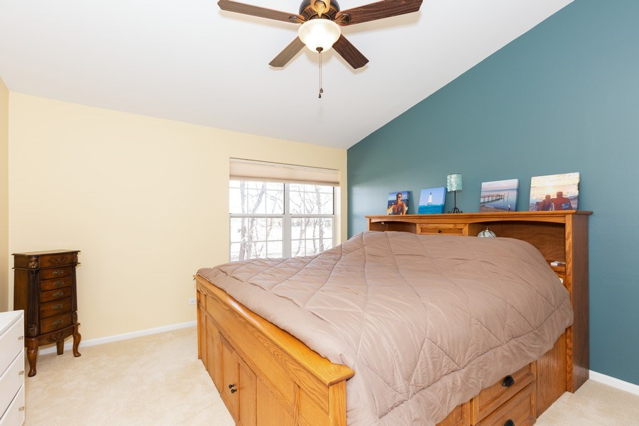 Real Estate Photography - 1514 W. Orchard Place, Arlington Heights, IL, 60005 - Master Bedroom
