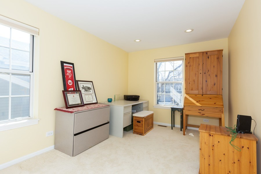 Real Estate Photography - 1514 W. Orchard Place, Arlington Heights, IL, 60005 - Bedroom