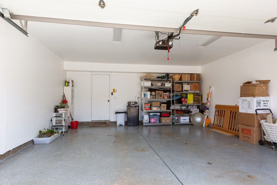 Real Estate Photography - 1514 W. Orchard Place, Arlington Heights, IL, 60005 - Garage