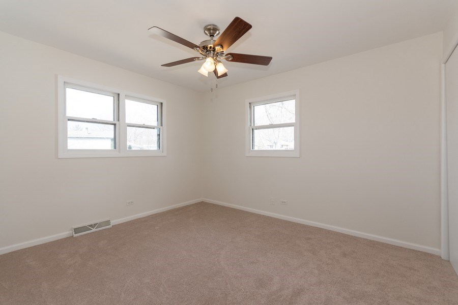Real Estate Photography - 481 CHARLES Court, South Elgin, IL, 60177 - 3rd Bedroom