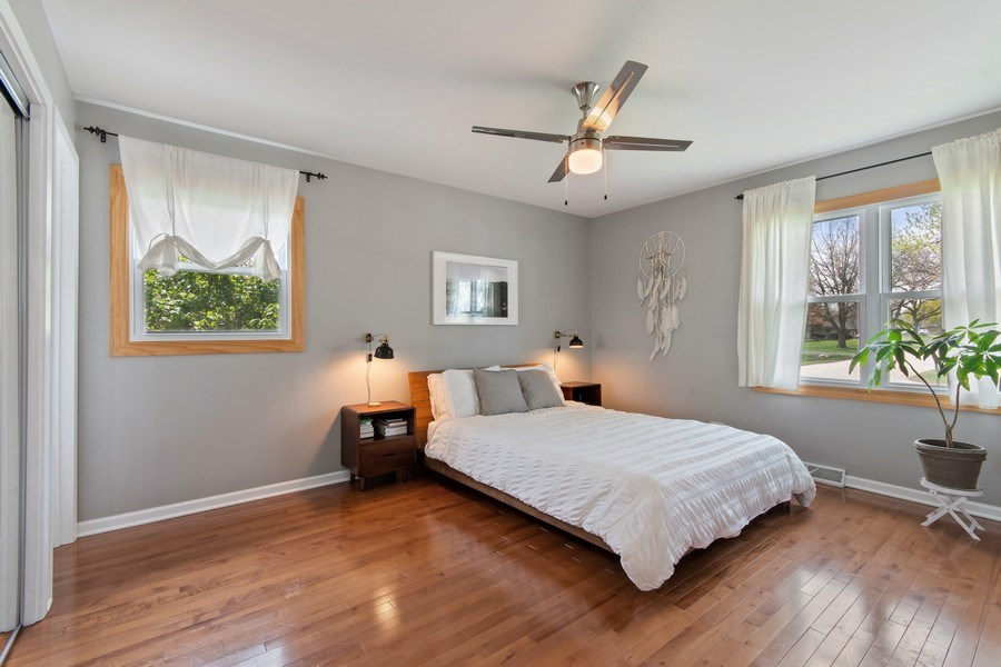 Real Estate Photography - 403 Oriole Street, Bloomingdale, IL, 60108 - Master Bedroom