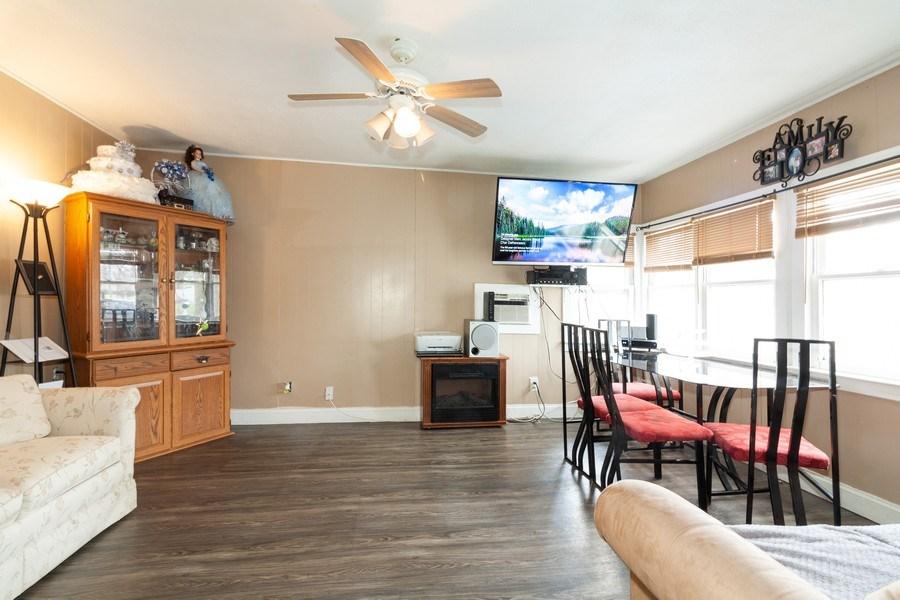 Real Estate Photography - 1118 Watson Street, Aurora, IL, 60505 - Living Room