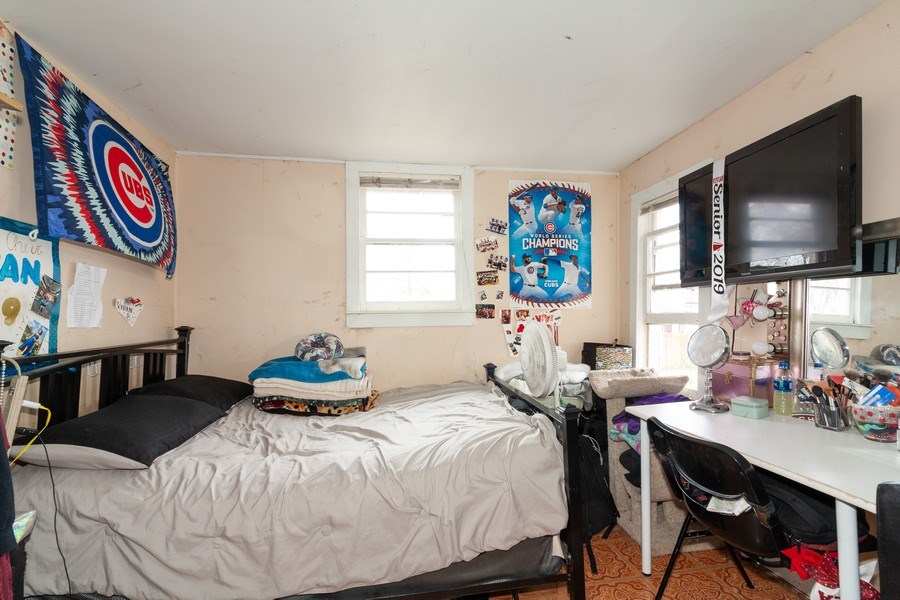 Real Estate Photography - 1118 Watson Street, Aurora, IL, 60505 - 2nd Bedroom