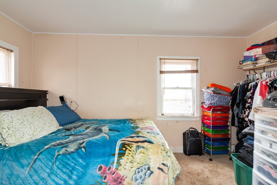 Real Estate Photography - 1118 Watson Street, Aurora, IL, 60505 - 3rd Bedroom