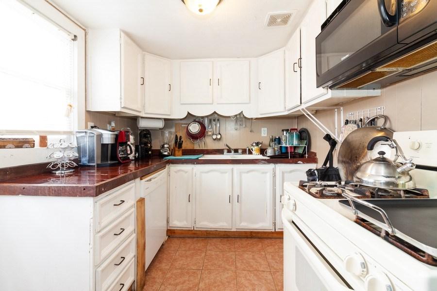 Real Estate Photography - 1118 Watson Street, Aurora, IL, 60505 - Kitchen