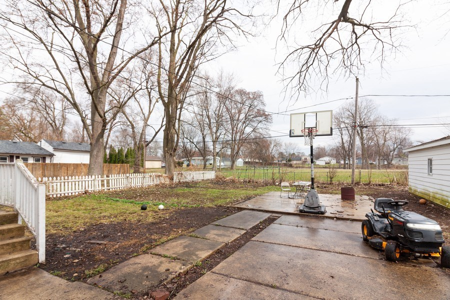 Real Estate Photography - 1118 Watson Street, Aurora, IL, 60505 - Back Yard