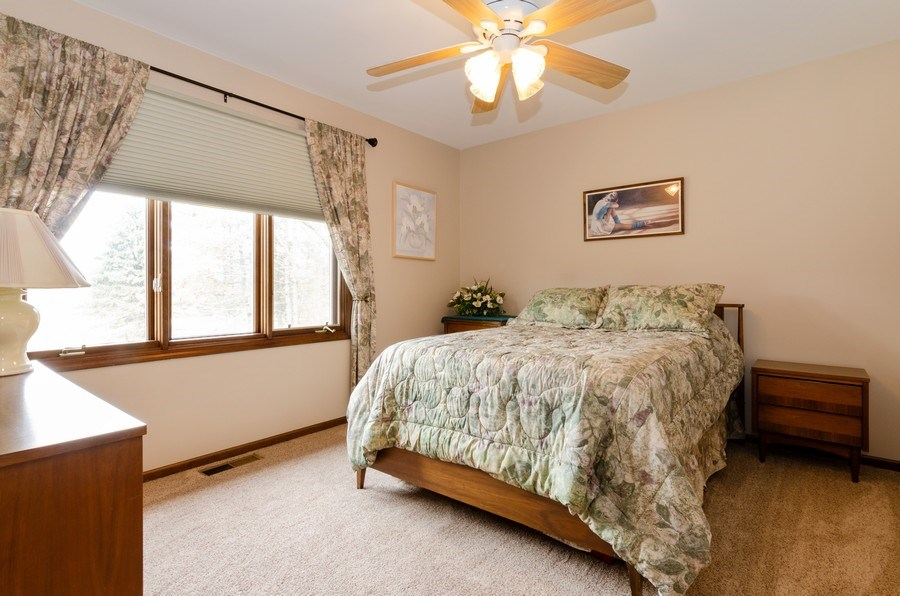 Real Estate Photography - 18N509 SLEEPY HOLLOW Lane, Dundee, IL, 60118 - 3rd Bedroom