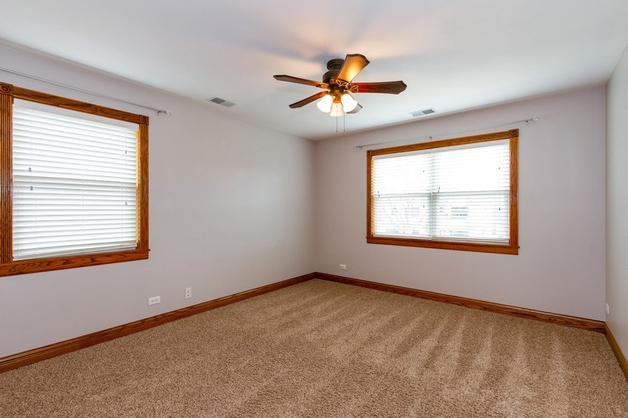 Real Estate Photography - 10612 S. Whipple Street, Chicago, IL, 60655 - Bedroom