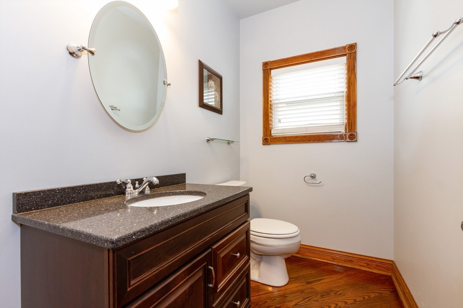Real Estate Photography - 10612 S. Whipple Street, Chicago, IL, 60655 - 2nd Bathroom