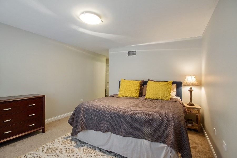 Real Estate Photography - 3250 N. Lincoln Avenue, Unit E, Chicago, IL, 60657 - Master Bedroom