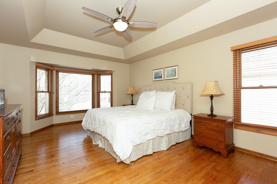 Real Estate Photography - 1479 RADCLIFF Lane, Aurora, IL, 60502 - Master Bedroom