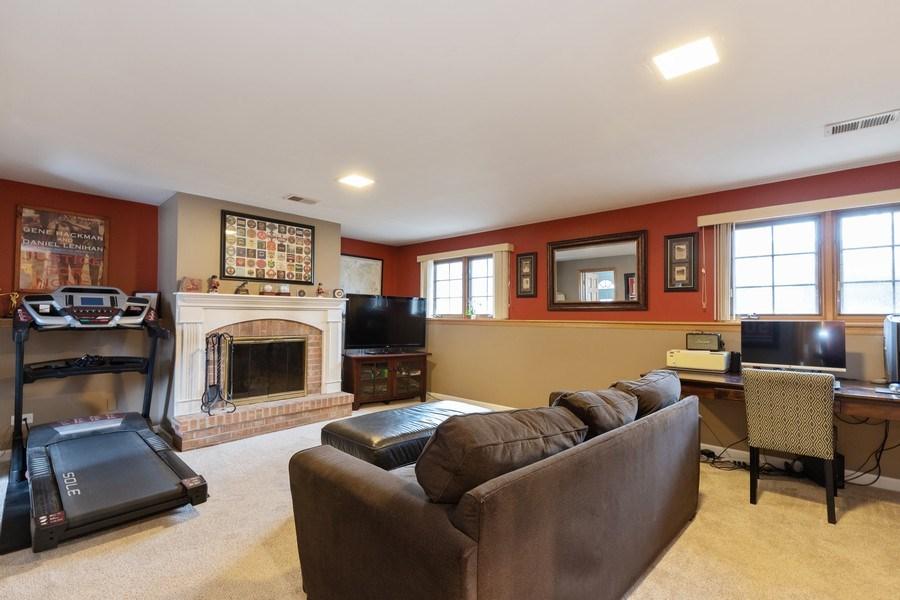 Real Estate Photography - 705 S. Dymond Road, Libertyville, IL, 60048 - Basement