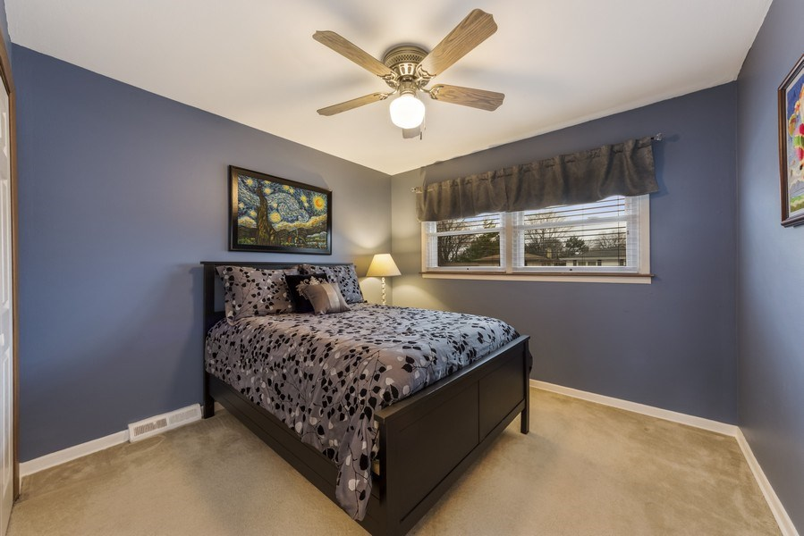 Real Estate Photography - 1931 N. Burke Drive, Arlington Heights, IL, 60004 - 4th Bedroom