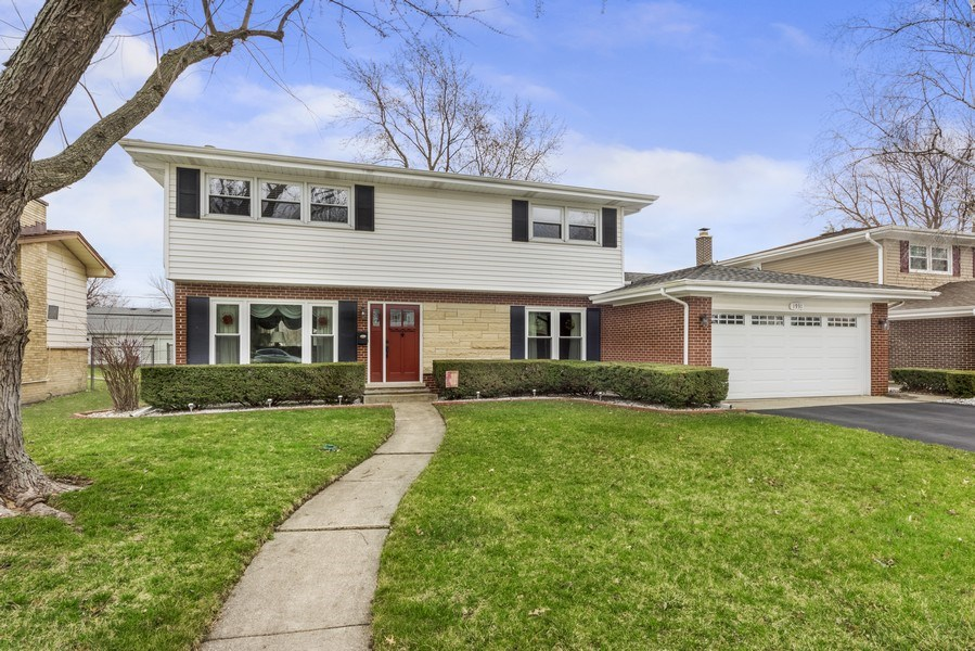 Real Estate Photography - 1931 N. Burke Drive, Arlington Heights, IL, 60004 - Front View