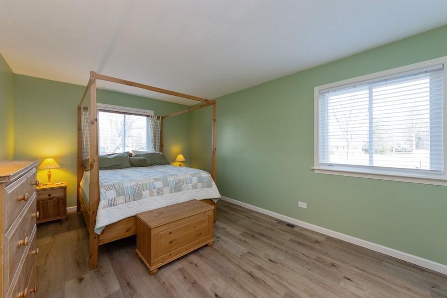 Real Estate Photography - 1452 N. Elmhurst Road, Unit 104C, Mount Prospect, IL, 60056 - Master Bedroom