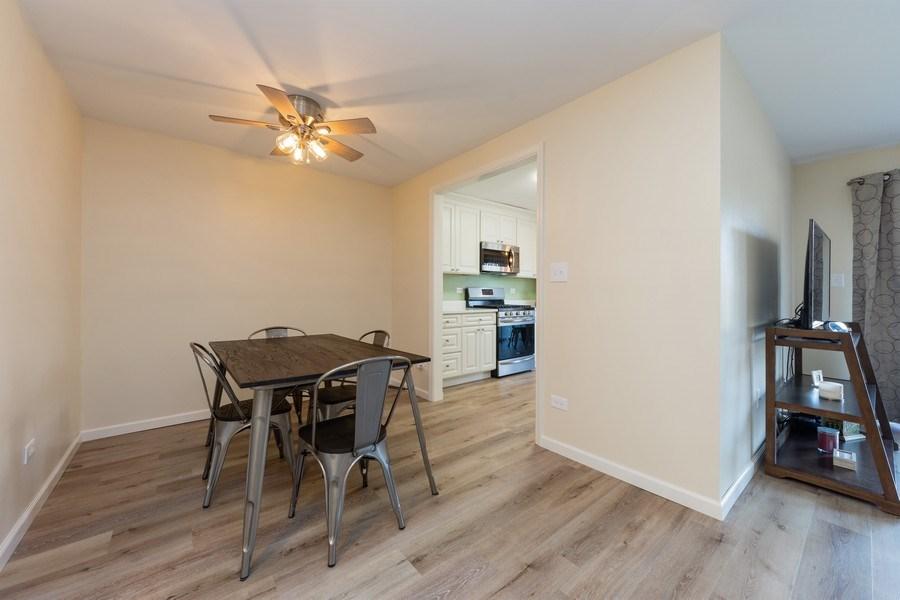 Real Estate Photography - 1452 N. Elmhurst Road, Unit 104C, Mount Prospect, IL, 60056 - Dining Room