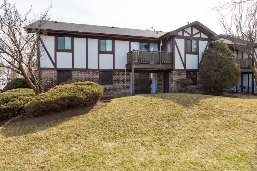 Real Estate Photography - 1452 N. Elmhurst Road, Unit 104C, Mount Prospect, IL, 60056 - Rear View