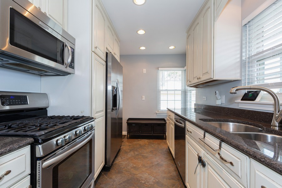 Real Estate Photography - 426 Grant Street, Downers Grove, IL, 60515 - Kitchen