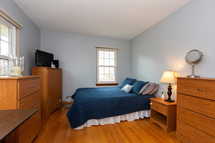 Real Estate Photography - 426 Grant Street, Downers Grove, IL, 60515 - Master Bedroom