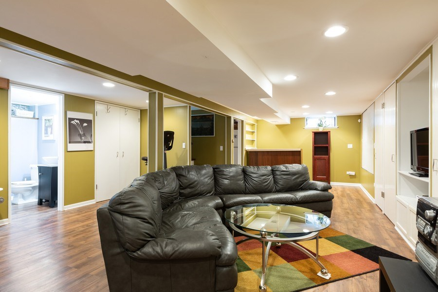 Real Estate Photography - 426 Grant Street, Downers Grove, IL, 60515 - Basement