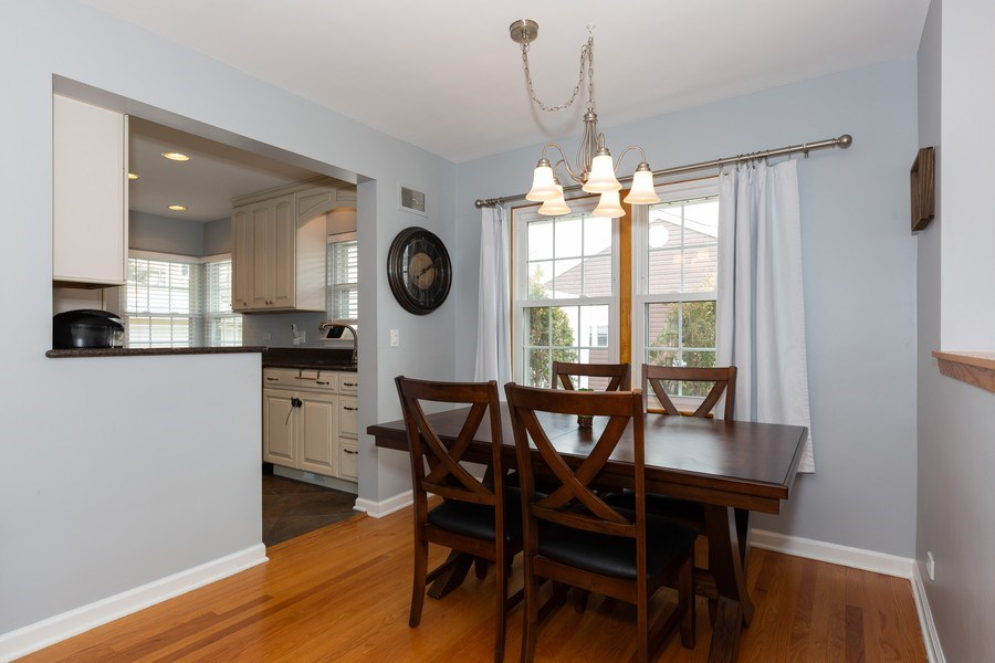 Real Estate Photography - 426 Grant Street, Downers Grove, IL, 60515 - Dining Area