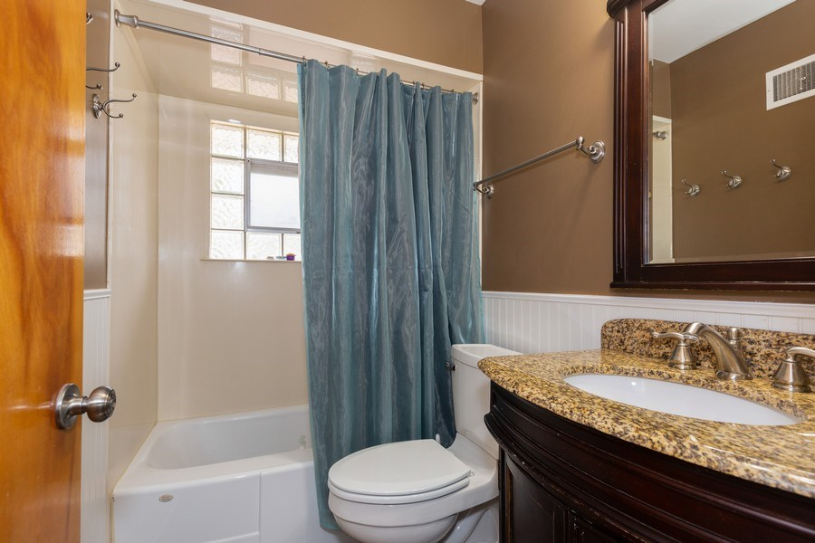 Real Estate Photography - 426 Grant Street, Downers Grove, IL, 60515 - Bathroom