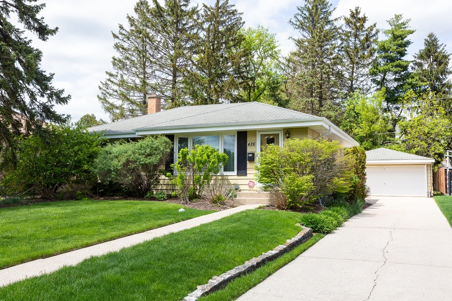Real Estate Photography - 426 Grant Street, Downers Grove, IL, 60515 -