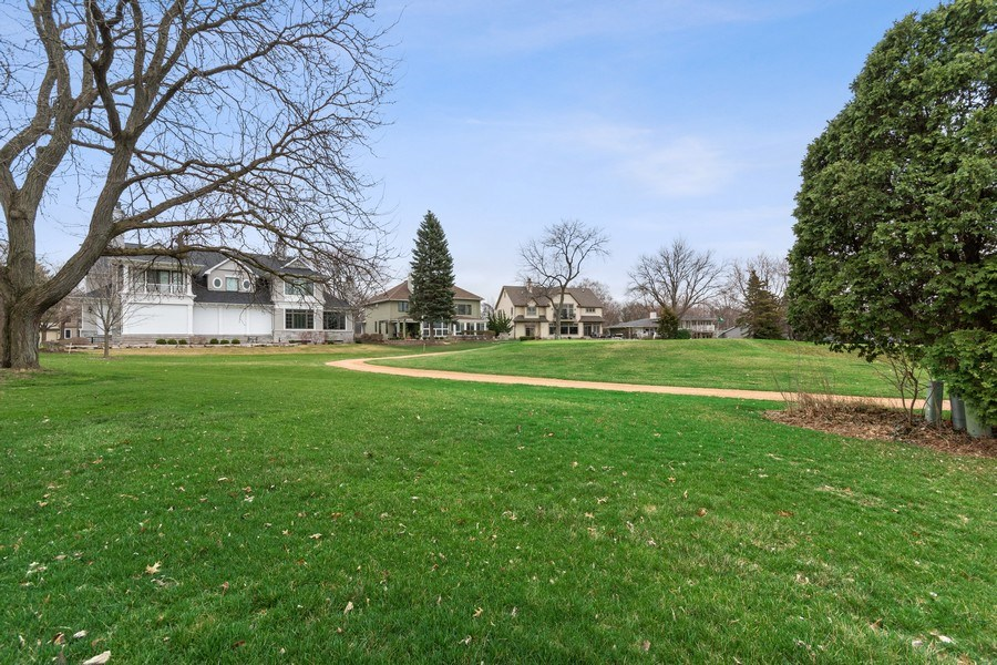 Real Estate Photography - 1420 Royal St George Drive, Naperville, IL, 60563 - Back Yard