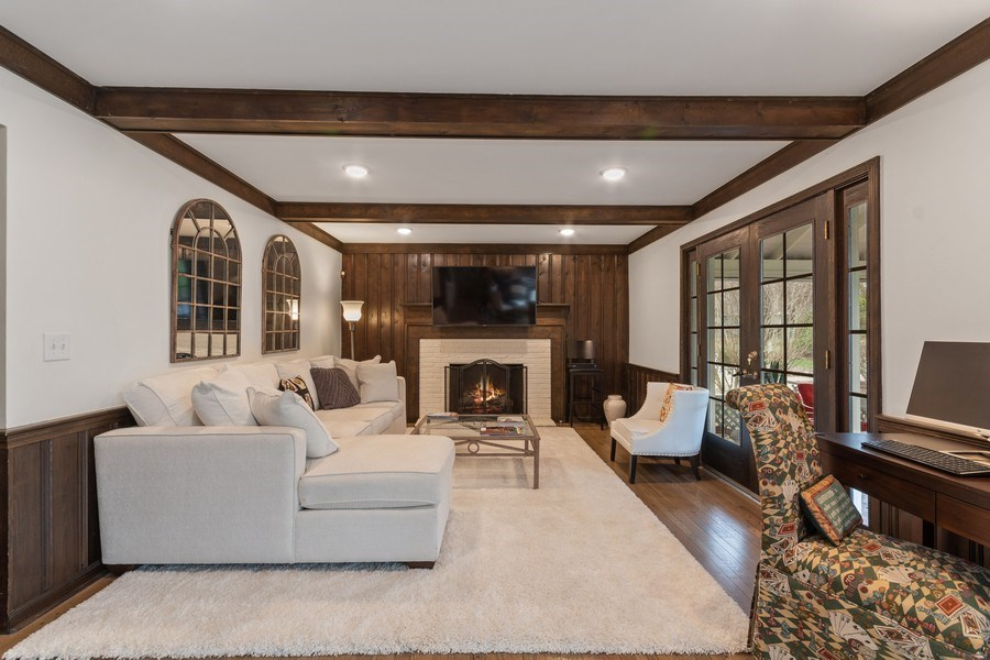 Real Estate Photography - 1420 Royal St George Drive, Naperville, IL, 60563 - Family Room
