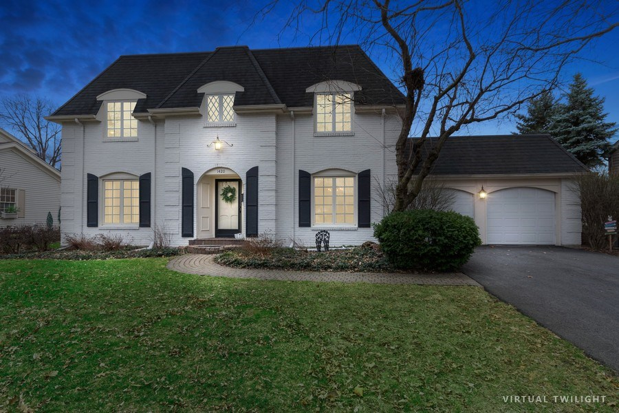 Real Estate Photography - 1420 Royal St George Drive, Naperville, IL, 60563 - Front View