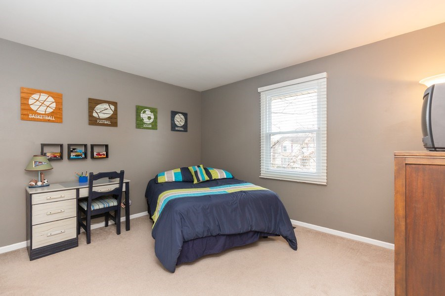 Real Estate Photography - 811 Providence Drive, Algonquin, IL, 60102 - 3rd Bedroom