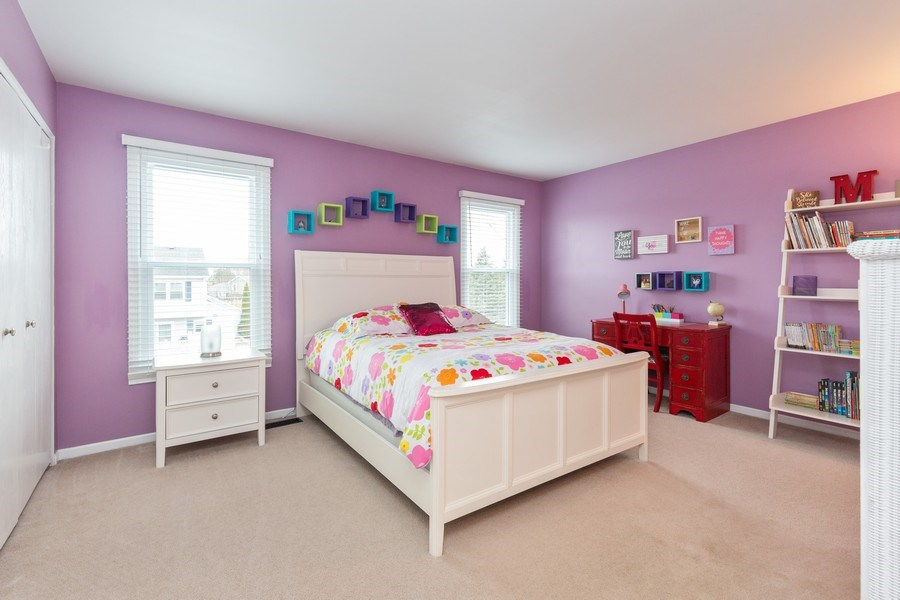 Real Estate Photography - 811 Providence Drive, Algonquin, IL, 60102 - 4th Bedroom
