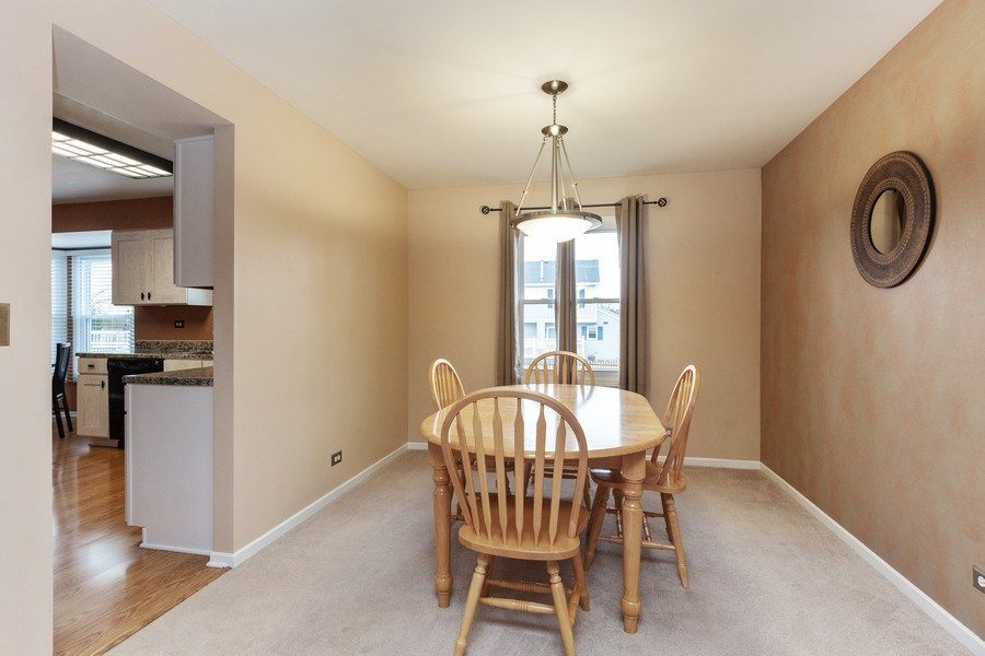 Real Estate Photography - 811 Providence Drive, Algonquin, IL, 60102 - Dining Room