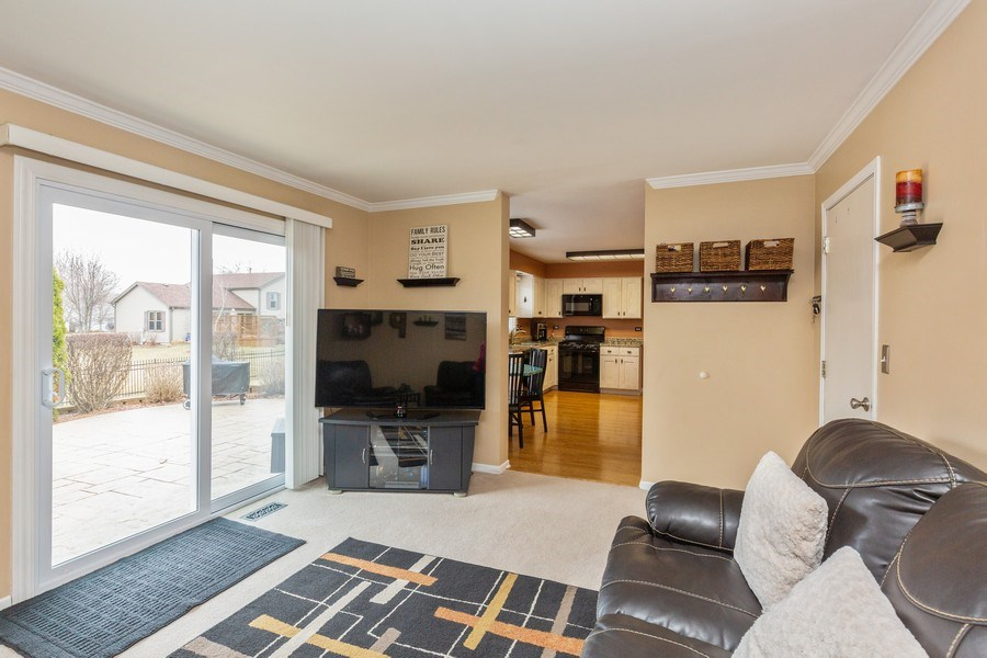 Real Estate Photography - 811 Providence Drive, Algonquin, IL, 60102 - Family Room