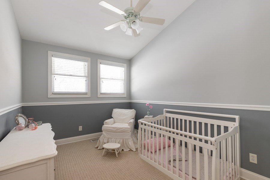 Real Estate Photography - 28657 W. Benjamin Avenue, Spring Grove, IL, 60081 - 3rd Bedroom