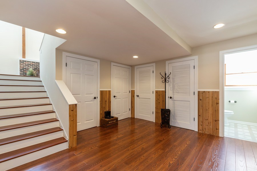 Real Estate Photography - 28657 W. Benjamin Avenue, Spring Grove, IL, 60081 - Basement