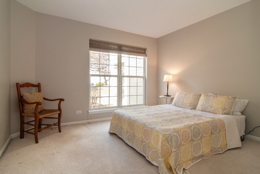 Real Estate Photography - 1366 Georgetown Drive, Batavia, IL, 60510 - 2nd Bedroom