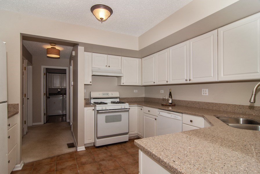 Real Estate Photography - 1366 Georgetown Drive, Batavia, IL, 60510 - Kitchen
