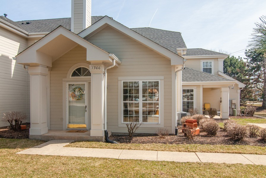 Real Estate Photography - 1366 Georgetown Drive, Batavia, IL, 60510 - Front View