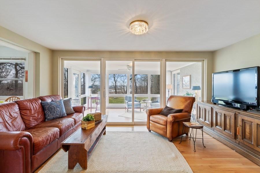 Real Estate Photography - 270 North IL Route 59, North Barrington, IL, 60010 - Family Room