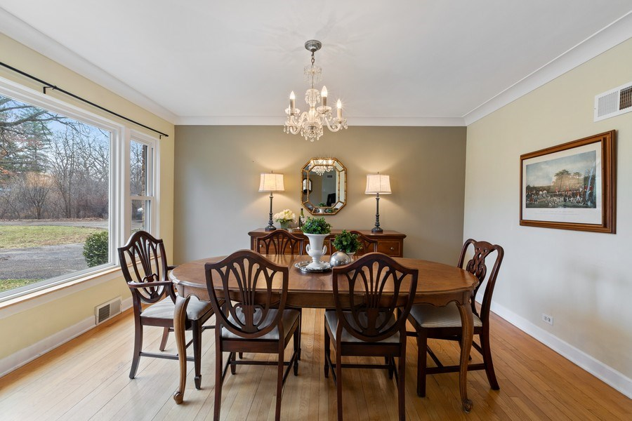 Real Estate Photography - 270 North IL Route 59, North Barrington, IL, 60010 - Dining Room